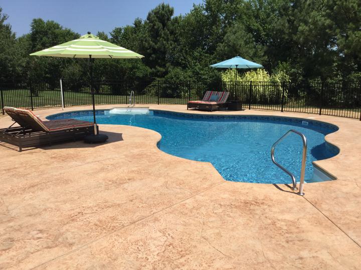 Gallery Pools Amp Spas Unlimited Inground Pools Fiberglass Pools Concrete Pools Radiant Pools