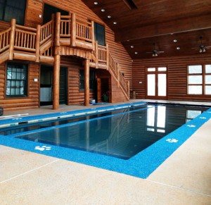 Indoor Pool Rubber