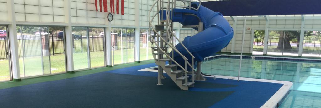 pools, rubber surfacing, slides, pool slides, delmarva, ocean pines, salisbury, maryland, delaware